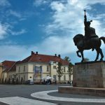 Statue of Michael the Brave of Alba Iulia, 2018