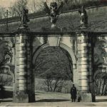 The first gate of the city at the beginning of the twentieth century