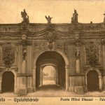"Gate ""Mihai Viteazul"" in the interwar period"