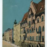The German House in the Interwar Period, postcard from the MNIR library