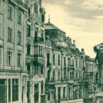 Bucharest Street in the Interwar Period