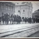 The Russian Army in Cernăuţi, 1914