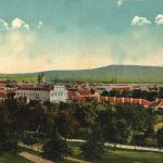 Alba Iulia - general view, beginning of the 20th century