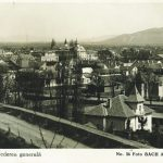 Alba Iulia - general view (Bach photo) of the interwar period