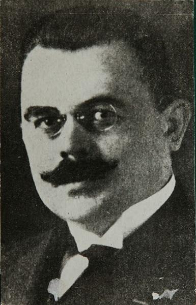 Paul Gore (1875-1927), român basarabean; om politic, istoric şi ...