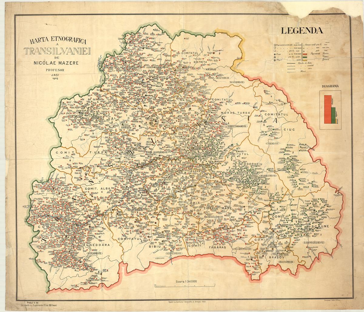 Cum S Au Unit Transilvania Banatul Crișana și Maramureșul