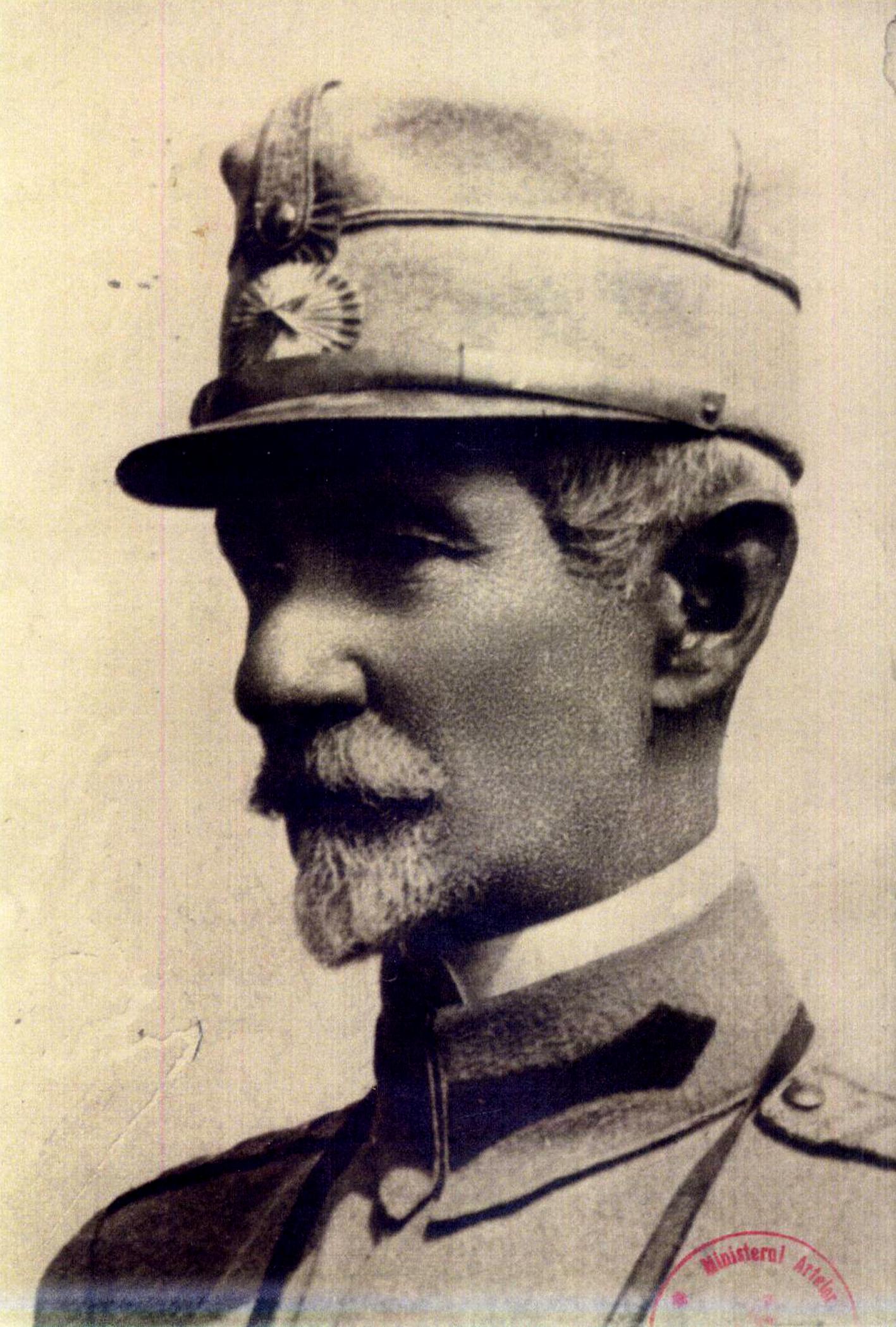 Alexandru Averescu (1859-1938)