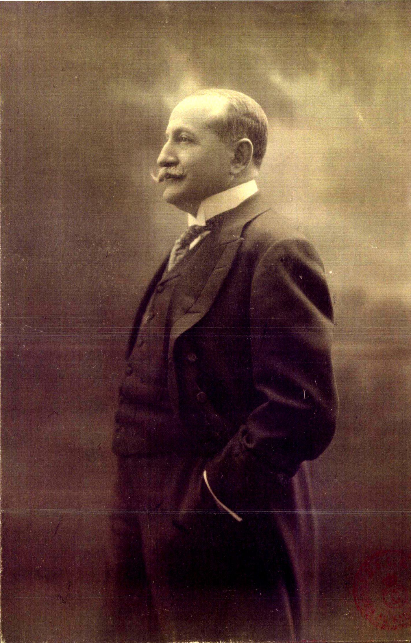 Tache (Take) Ionescu (1858-1922)