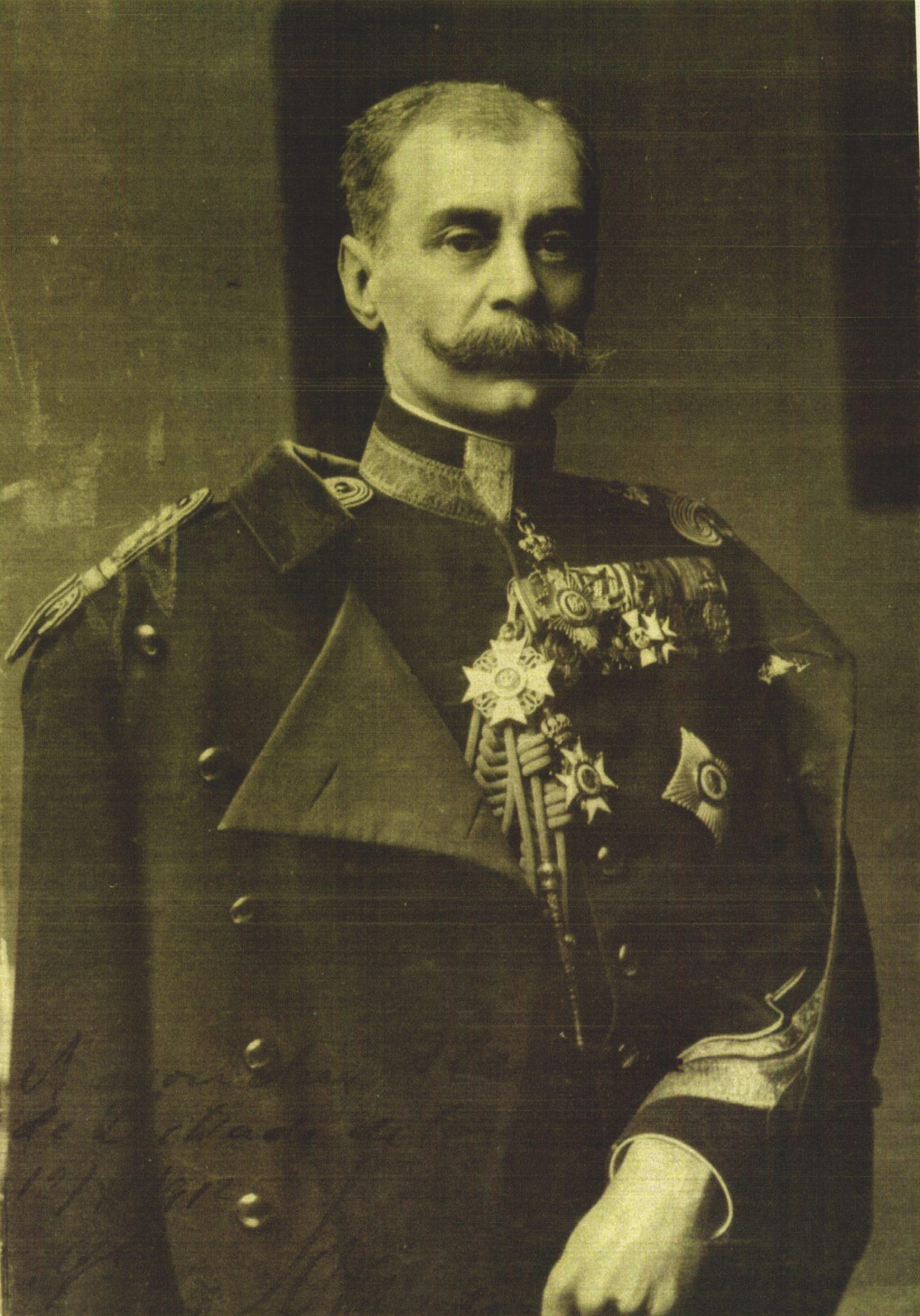 Constantin M. Coandă (1857-1932)